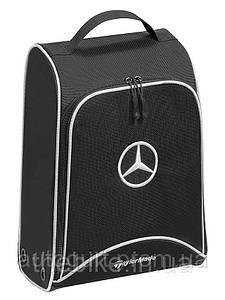 Сумка для обуви для гольфа Mercedes-Benz Golf Shoe Bag Black 2017
