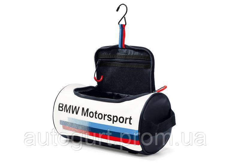 b71677642c31 Несессер BMW Motorsport Wash Bag 2017 - АВТОГУРТ - оригинальные запчасти,  ДИСКИ, шины,