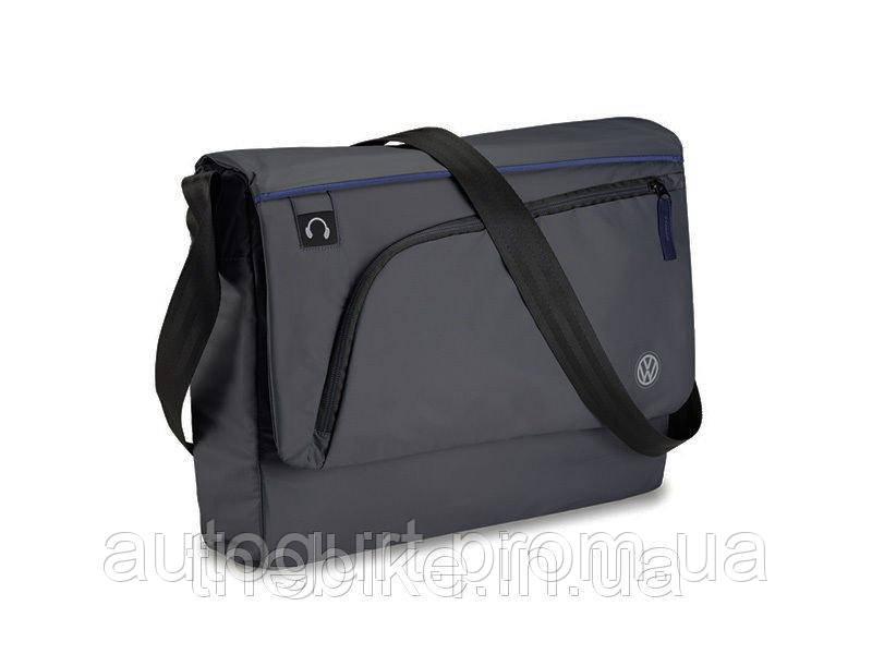 Сумка с наплечным ремнем Volkswagen Logo Shoulder Bag, Anthracite