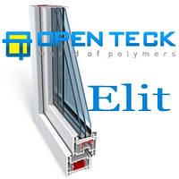 Окна профильной системы OPEN TECK ELIT 70