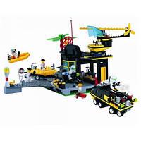 Конструктор Brick Спасательный центр 111/208884