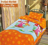 Детское постельное белье Золотая рыбка