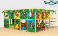Детская игровая комната Маугли