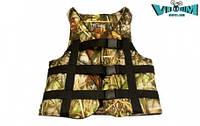 Жилет страховочный Bark камуфляж (90-110 кг.), art: BK-121