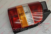 Фонарь задний левый поворотник белый/ распашонка Volkswagen Transporter V (2003-……) 7H0 945 095 H DEPO 441-1978L-UE-CR
