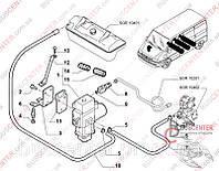 Датчик давления топлива (передатчик) Fiat Ducato 244 (2002-2006) 1338808080 KELLER PA-22M-80703.12