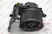 Моторчик печки без кондиционера с 2003 (вентилятор салона, электродвигатель отопителя) Renault Kangoo (1997-2007)