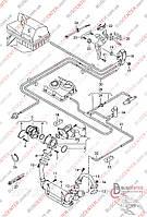 Клапан системы рециркуляции ОГ Volkswagen Caddy III (2004-……) 1K0906283A