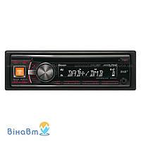 CD/USB автомагнитола Alpine CDE-136BT с Bluetooth