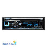CD/USB автомагнитола Alpine CDE-196DAB с DAB-тюнером и Bluetooth