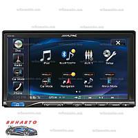 DVD/USB автомагнитола Alpine ICS-X8 c Bluetooth и поддержкой смартфона