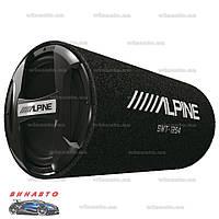 Автомобильный сабвуфер Alpine SWT-12S4 корпусной пассивный