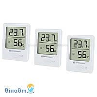 Набор термометров-гигрометров Bresser Temeo Hygro indicator white