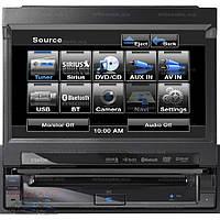 DVD/USB автомагнитола Clarion VZ401E RU с Bluetooth