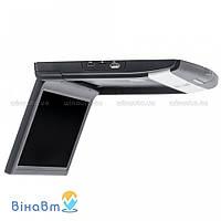 Автомобильный потолочный монитор Clayton SL-1080 BL с USB/SD, цвет черный