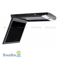 Автомобильный потолочный монитор Clayton SL-1570 Full HD BL с USB/SD, цвет черный