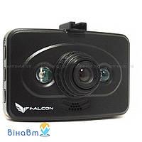Автомобильный видеорегистратор Falcon HD61-LCD