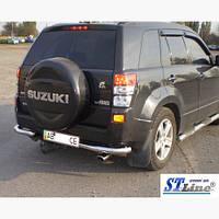 Кенгурятники и дуги Suzuki Grand Vitara с 2005-2014 г.