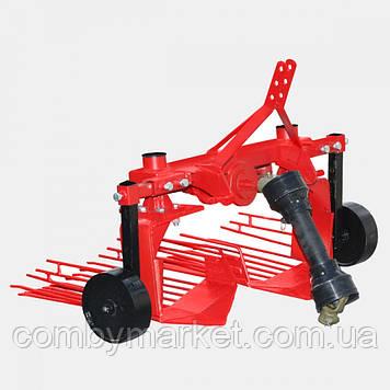 Картоплевикопувач вібраційний ДТЗ 2В ( без кардана)