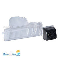 Камера заднего вида Gazer CC125-838 для SsangYong Actyon, Korando, Kyron, Rexton