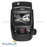 Автомобильный видеорегистратор Gazer F150g с GPS модулем + 8 Гб