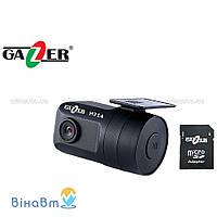 Автомобильный видеорегистратор Gazer H714 + 8 Гб