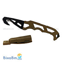 Нож Gerber Crisis Hook Knife TAN 499 (30-000590)