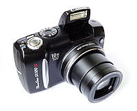 Фотоаппарат Canon PowerShot SX120 IS Black 10mp 10x zoom + 4gb