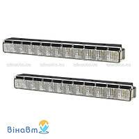 Дневные ходовые огни Hella DRL 2PT 980 680-821 (2 x 12 LED)