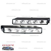 Дневные ходовые огни Hella DRL LEDayLine 2PT 010 043-801 (2 x 5 LED)