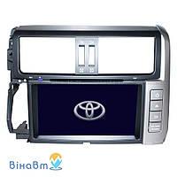 Штатная магнитола Incar AHR-2184 Toyota Prado 150 2010-2013