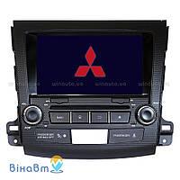 Штатная магнитола Incar AHR-6181 для Mitsubishi Outlander XL 2006-2011, Citroen C-Crosser, Peugeot 4007