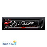 CD/USB автомагнитола JVC KD-R771BT с Bluetooth