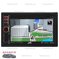 DVD/USB автомагнитола JVC KW-NSX600EE с Bluetooth