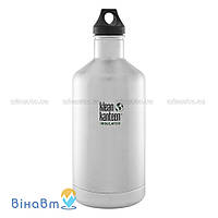 Термофляга Klean Kanteen Classic Vacuum Insulated 1900 мл Brushed Stainless