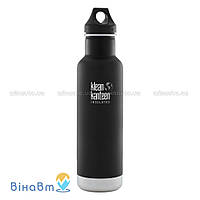 Термофляга Klean Kanteen Classic Vacuum Insulated 592 мл Shale Black (matt)
