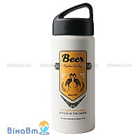 Термофляга Laken Classic Thermo 0,5 л Mr. Onuff Beer (ONTA502)