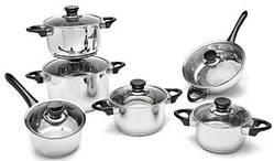 Набор посуды из 12 предметов BergHOFF Vision Premium 1112466