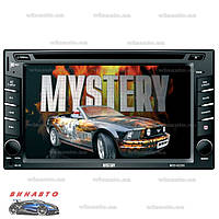 DVD/USB/SD автомагнитола Mystery MDD-6220S c ТВ-тюнером