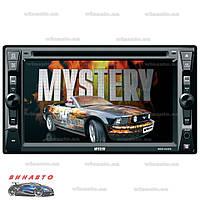 DVD/USB/SD автомагнитола Mystery MDD-6240S c ТВ-тюнером