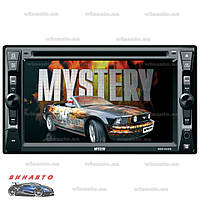 DVD/USB/SD автомагнитола Mystery MDD-6240S c ТВ-тюнером