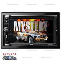 DVD/USB/SD автомагнитола Mystery MDD-6250BS c ТВ-тюнером и Bluetooth