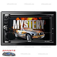 DVD/USB/SD автомагнитола Mystery MDD-6250BS c ТВ-тюнером и Bluetooth