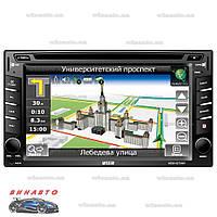 DVD/USB/SD автомагнитола Mystery MDD-6270NV с ТВ-тюнером и GPS