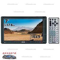 DVD/USB/SD автомагнитола Mystery MDD-7800BS с ТВ-тюнером и Bluetooth