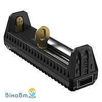 Зарядное устройство + Power Bank Nitecore F1 для литиевых аккумуляторов