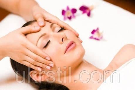 Косметический массаж лица для сохранения молодости
