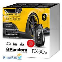 Автосигнализация Pandora DX-90 BT двуxсторонняя с автозапуском двигателя