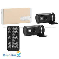 Автомобильный видеорегистратор ParkCity DVR HD 460 с 2 камерами (обе выносные)