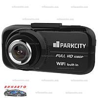 Автомобильный видеорегистратор ParkCity DVR HD 720 с Wi-Fi